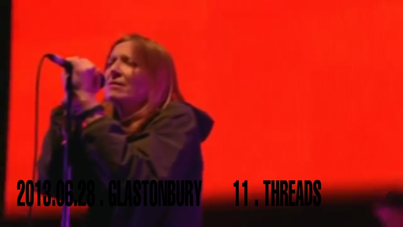 Portishead Live 2013.06.28 11 Threads