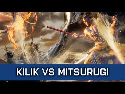 Soul Calibur 6 - Mustard (Kilik) vs Ketchup (Mitsurugi) - NewUnedited Gameplay