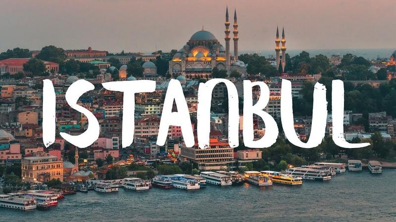 ISTAMBUL, uma cidade fascinante - 4K   TURQUIA   Mundo Sem Muros