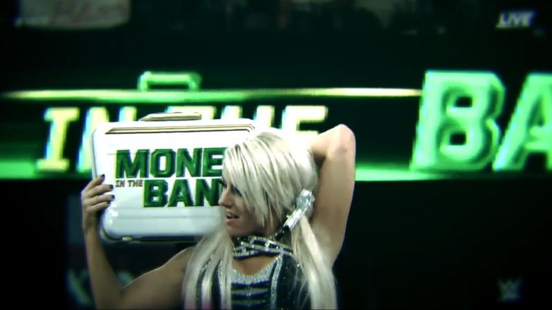 Alexa Bliss Vs Natalya VsCharlotte Vs Becky Lynch Vs Naomi Vs Lana Vs Sasha Banks Vs Ember Moon - Money In The Bank 2018