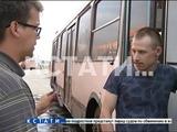 ▶Слив с поличным - водителя нижегородпассажиравтотранса поймали на воровстве топлива