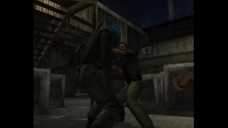 Manhunt 2 Лео убивает