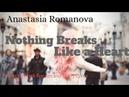 Anastasia Romanova - Nothing Breaks Like a Heart cover on Mark Ronson and Miley Cyrus