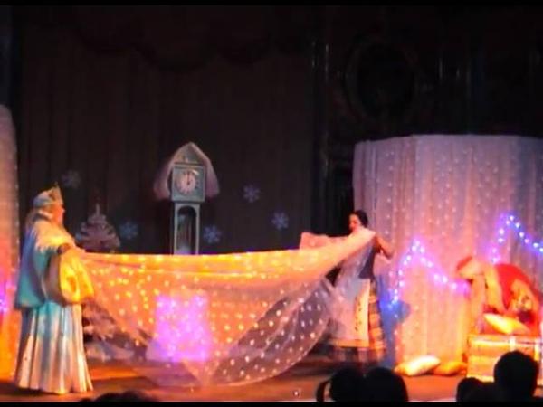 Дуэт Эльзы и Метелицы из мюзикла Госпожа метелица