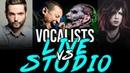 VOCALISTS: LIVE VS STUDIO 4