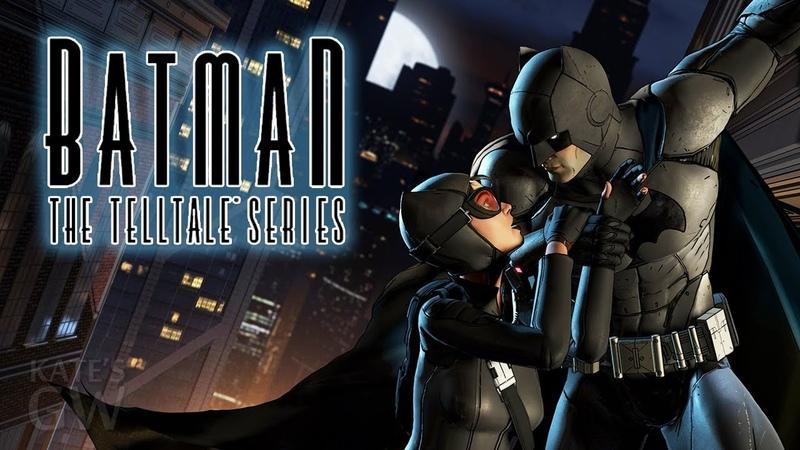 Batman The Telltale Series ➤Харви Дент и наши надежды... Part 1