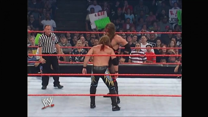 Chris Jericho vs Kane