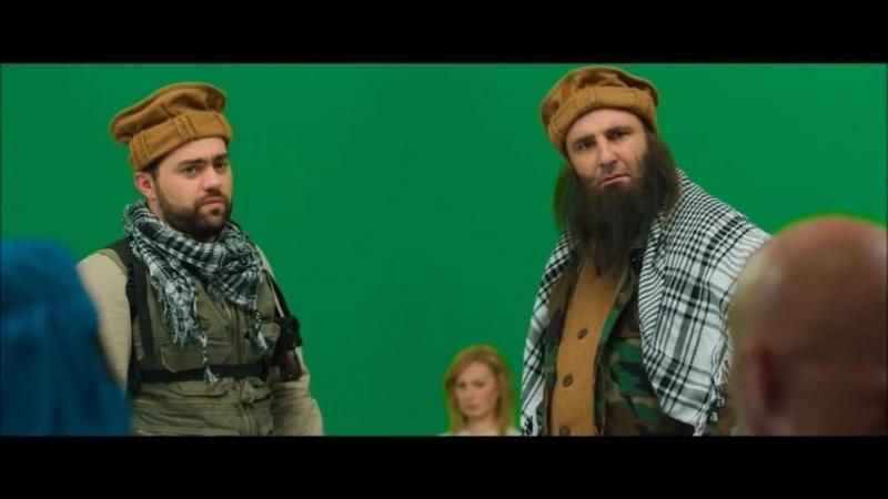 Осетин, абхаз и еврейка высмеивают мусульман