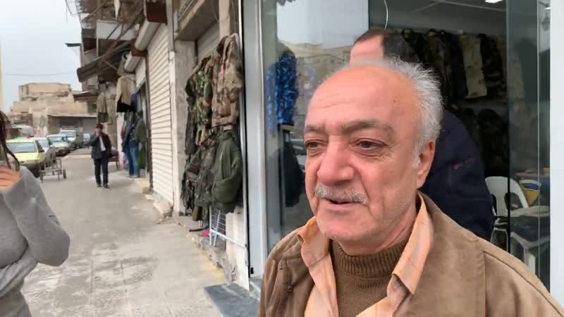 Der Aufbau in Syrien läuft! Doch wo bleiben die Syrer aus Deutschland? 😈😎 Live aus Aleppo im November 2018! Und die Geschäfte wa