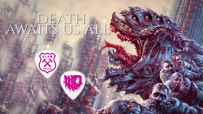 Within Destruction - D E A T H W I S H (Album Teaser)