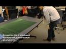 Американский разработчик воссоздал футбольные матчи в 3D, которые проецируются на обычный стол