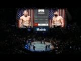 UFC 223 Lauzon vs Gruetzemacher