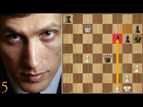 Did Fischer Blunder a Pawn, or Taimanov the Game? | (1971) | Game 5