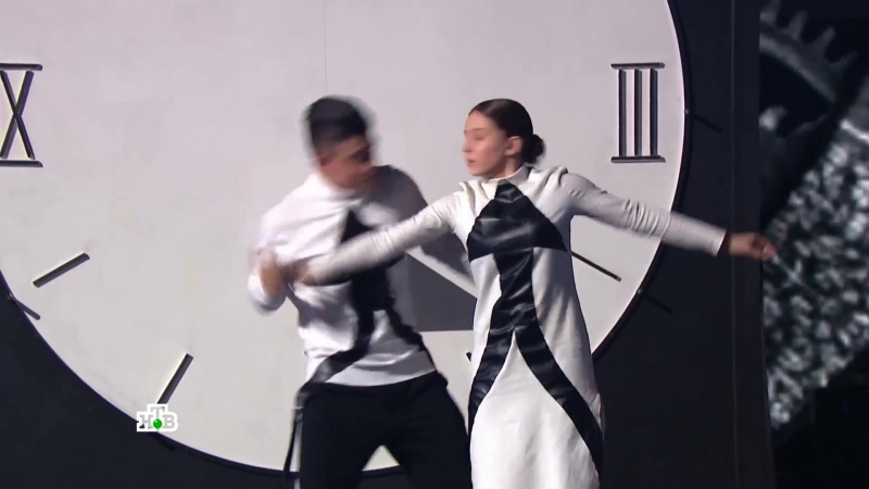 «Ты супер! Танцы». Полуфинал_ суперпара – Джейхун Ага-Тагиев и Алина Денисова