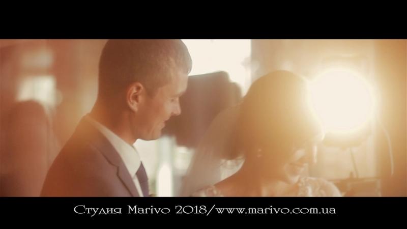 Промо-видео студии Marivo - 2.06.2018 Лёша и Аня