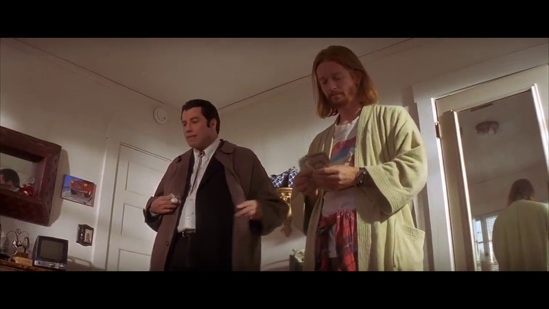 Pulp Fiction Purchasing Heroin