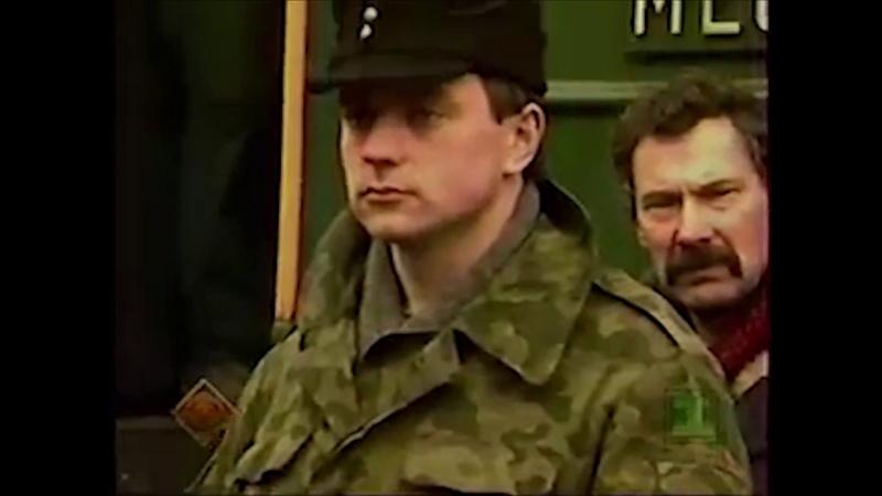 УНСО: похід на Крим 92