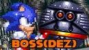 Sonic 3 Knuckles - Boss (DEZ) - Walkthrough