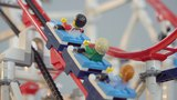 LEGO Creator Expert Roller Coaster Product video