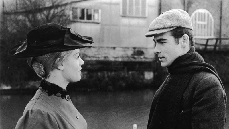 Hijos y amantes - Jack Cardiff (1960).