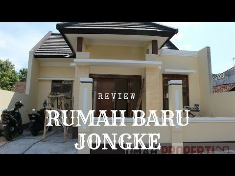 PROPERTI | REVIEW RUMAH BARU MINIMALIS DI JONGKE KIDUL