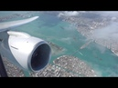 American Airlines Boeing 777-223ER / Miami to Dallas Ft. Worth / 4K Video !