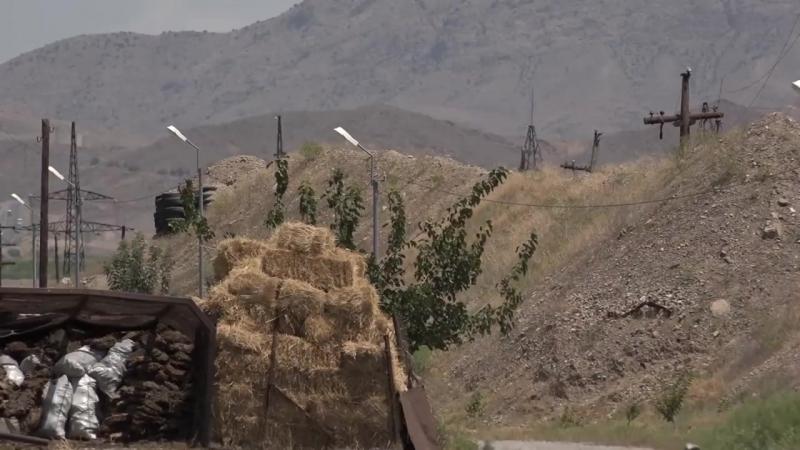 Նախիջևանի ամբողջ սահմանի երկայնքով՝ Երասխավանից մինչև Մեղրի։ Ֆիլմում Թաթուլ Հակոբյանը ներկայացնում է Նախիջևանի անցյալը սահմանամ