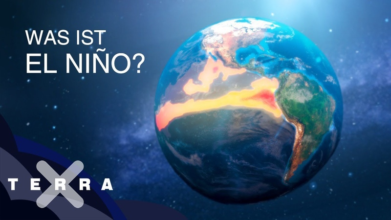 El Niño – Wie entsteht das Wetterphänomen?