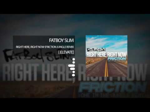 Fatboy Slim - Right Here, Right Now (Friction One in the Jungle Remix)