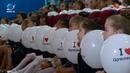 29.08.2018 Олимпийская чемпионка Маргарита Мамун встретилась с юными сахалинскими гимнастками