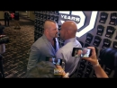 Chuck Liddell, Tito Ortiz Face Off on UFC Hall of Fame Red Carpet - MMA Fighting