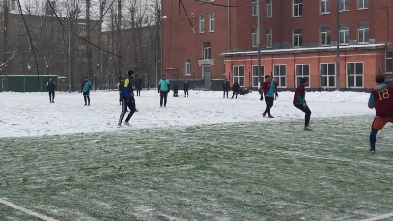 16-й тур сезон 2018/19 Феникс 2 - 3 Гелиос СВ (ЛФЛ СВАО, 2-й дивизион А)