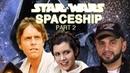 This Chocolate Star Wars Spaceship is... Stellar! Part 2/2