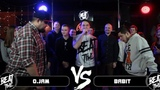 BEATTIME: O.JAM VS BABIT ( Special guest: SAID & CHERRY )