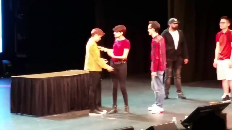 Amber's Fanmeeting in Toronto (180519)