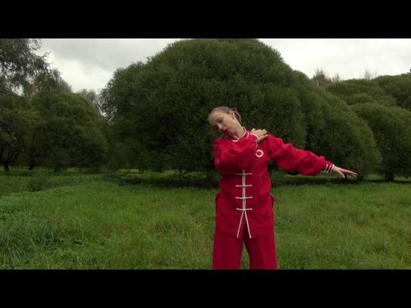 Гимнастика для плеч и шеи