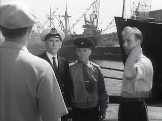 «Выстрел в тумане» (1963) - детектив, реж. Анатолий Бобровский, Александр Серый