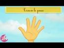 Apprendre les doigts de la main