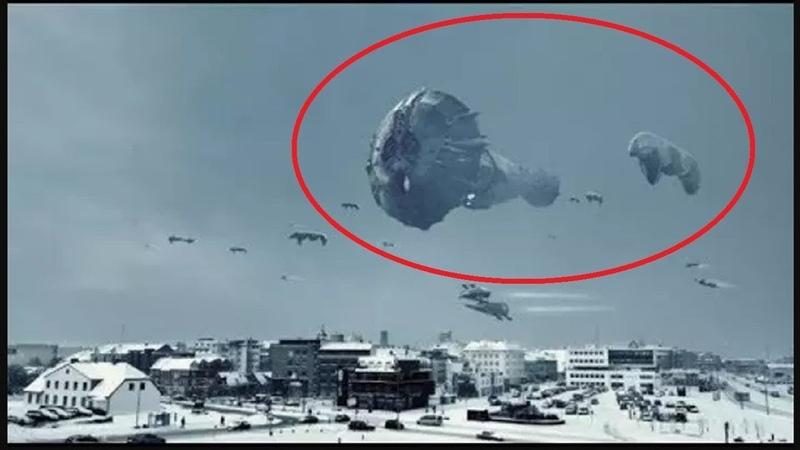 Это видео облетело весь МИР Район Дальнего Востока контролирует какая то инопланетная цивилизация