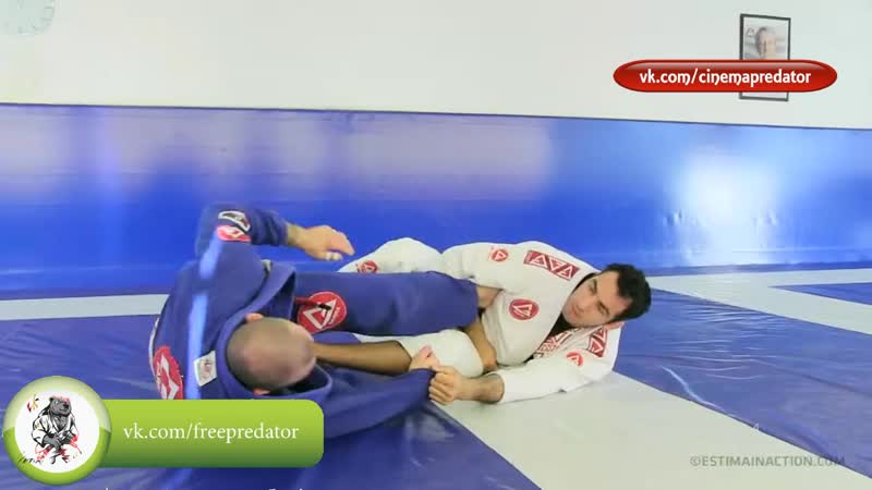 Ankle Lock from Overhook X Guard Part 1