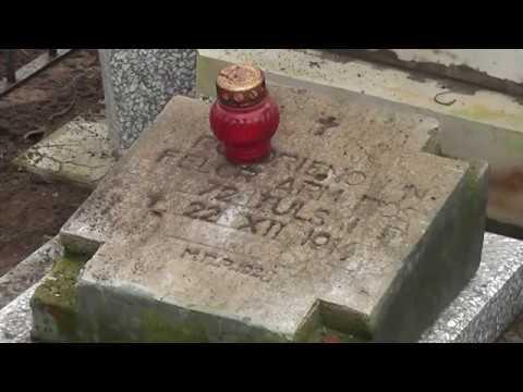 Захоронения времен Первой мировой войны благоустраивают в Пинске