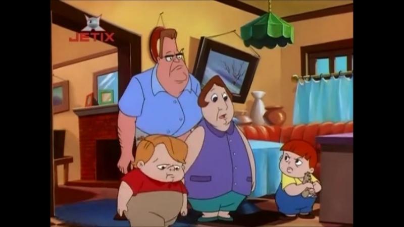 Жизнь с Луи: Луи держит в гараже вот такого БОМЖА