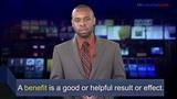 News Words Benefits