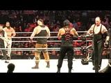 Video Undertaker, Roman Reigns &amp Braun Strowman Win The Match WWE MSG Live Event