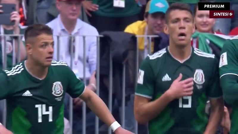 GΕR - ΜΕХ 0:1 − Аll Goals Highlights
