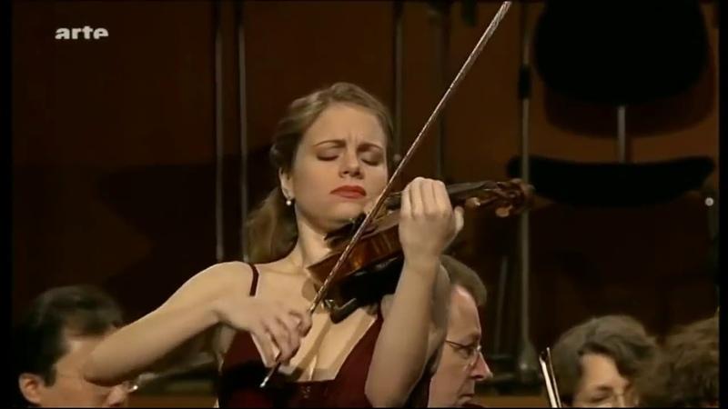 Julia Fischer - Brahms - Double Concerto in A minor, Op 102