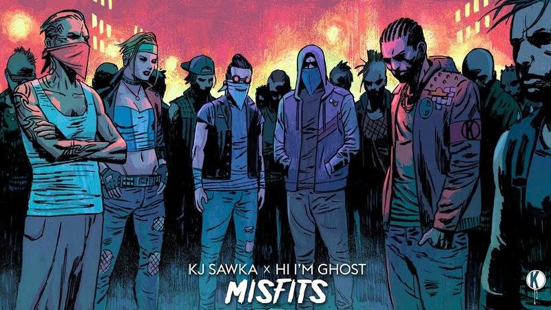 KJ Sawka Hi I'm Ghost - Misfits (Full EP)