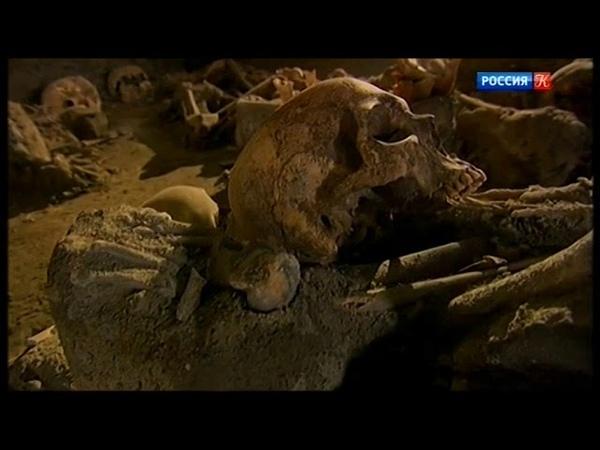 Жизнь и смерть в Помпеи