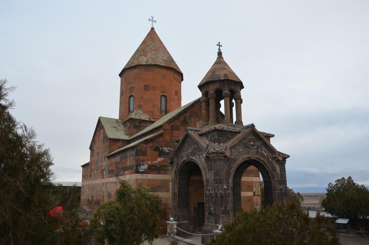 lcZFjRZb1-8 Хор Вирап в Армении.