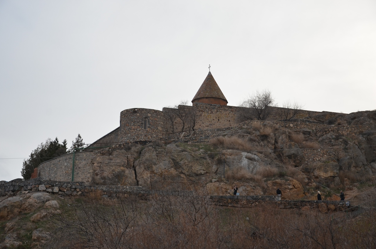 fI2cqI4LKlE Хор Вирап в Армении.